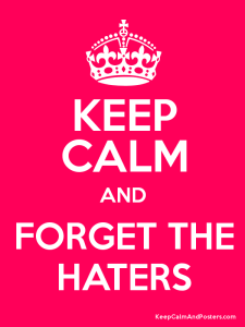 keepcalmhaters